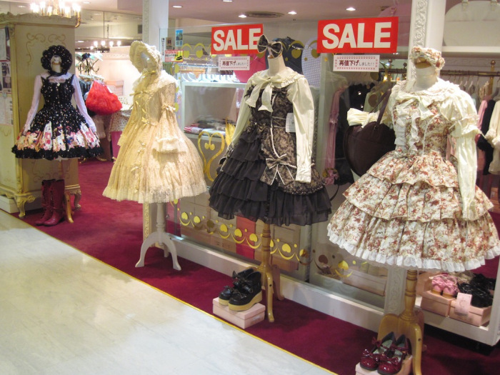 The Beginners Guide to Buying Lolita Clothes Online