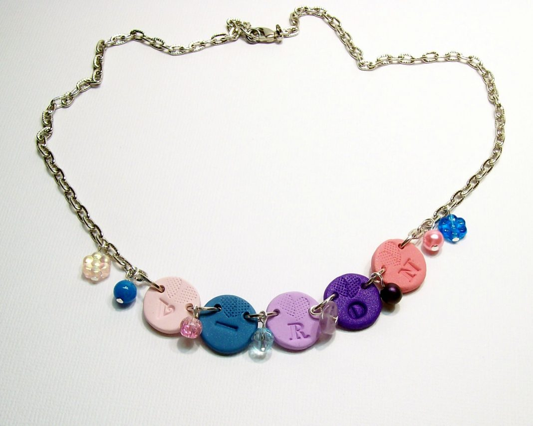 personalized necklace